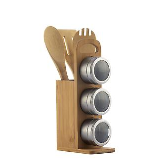 Stylish Spice Rack - Bamsa