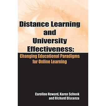 Distance Learning and University Effectiveness - Changing Educational