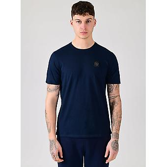 Marshall Artist Siren Core T-Shirt - Navy