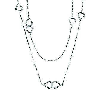 Love baby Berlin ? Women's necklace with satin stainless steel pendant 85 cm ? LJ 0010 N 85
