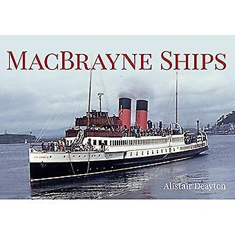 MacBrayne Ships (Inland Waterways)