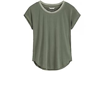 Sandwich Clothing Soft Green T-Shirt