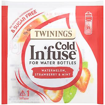Twinings Watermelon, Strawberry & Mint Cold Infuse Bags