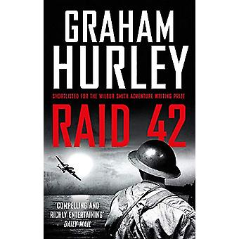 Raid 42 by Graham Hurley - 9781788547529 Book