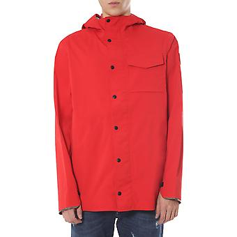 Canada Goose 5608m11 Men's Red Nylon Outerwear Jacket