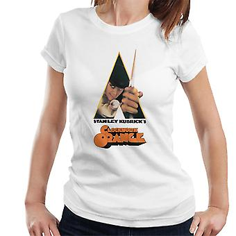 A Clockwork Orange Classic Movie Art Women's T-Shirt