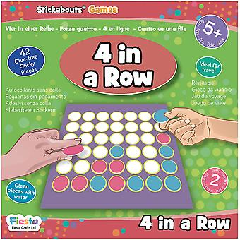 Fiesta Crafts  Stickabouts Game