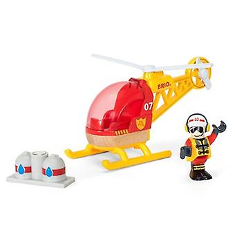 BRIO Rescue Helicopter