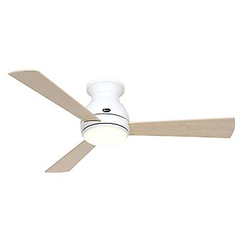 DC ceiling fan Eco Pallas WH 116 Maple / Beech with LED