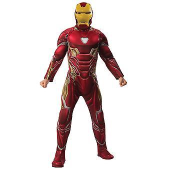Iron Man Deluxe Adult Costume