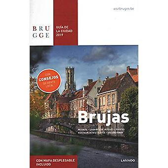 Brujas Guia de la Cuidad 2019 by Sophie Allegaert - 9789401457057 Book