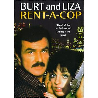 Rent-a-Cop [DVD] USA import