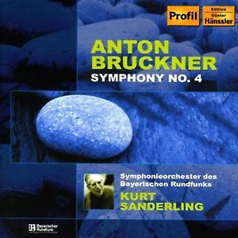 A. Bruckner - Bruckner: Symphony No. 4 [CD] USA import