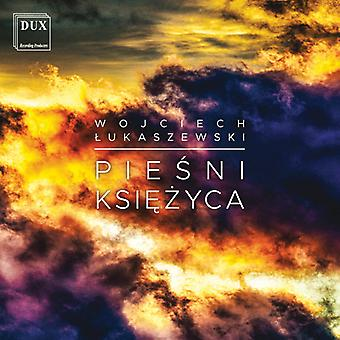 Piesni Ksiezyca [CD] USA import