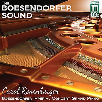 Bennett/Ravel/Liszt/Granados/Debussy/Griffes/Chopi - Boesendorfer Sound [CD] USA import