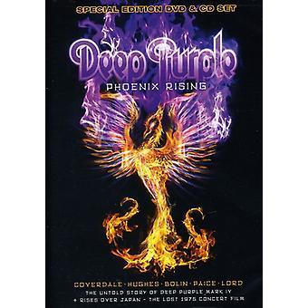 Deep Purple - Phoenix Rising (DVD/CD) [DVD] USA import