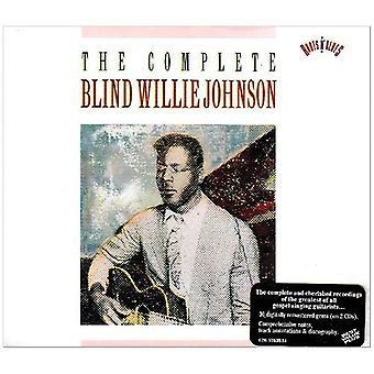 Blind Willie Johnson - Blind Willie Johnson: Importazione completa Recordings of Blind W [CD] Stati Uniti d'America
