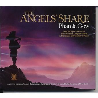 Phamie Gow - Angels' Share [CD] USA import