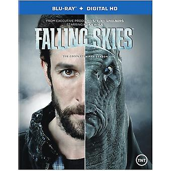 Falling Skies: The Complete Fifth Season [Blu-ray] USA import