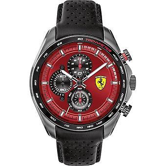 SCUDERIA FERRARI - Wristwatch - Men - 0830650 - SPEEDRACER