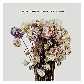 Sleater-Kinney - No Cities to Love [CD] USA import