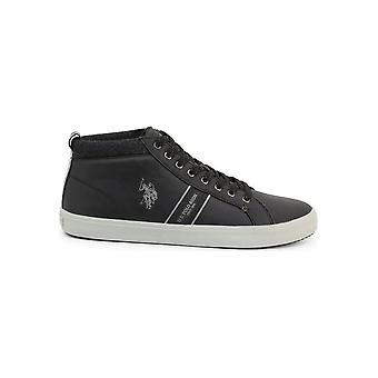 الولايات المتحدة بولو Assn. - أحذية - أحذية رياضية - WOUCK7147W9_Y1_BLK - رجال - شوارتز - الاتحاد الأوروبي 44