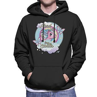 My Little Pony Head In The Clouds Men's Hooded Sweatshirt