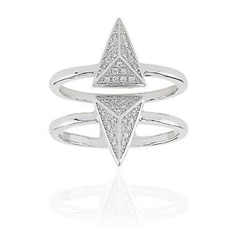 Ladies' Ring Sif Jakobs R0043-CZ/16