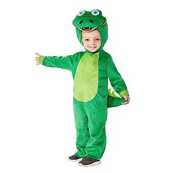 Toddler Crocodile Costume Toddler Green
