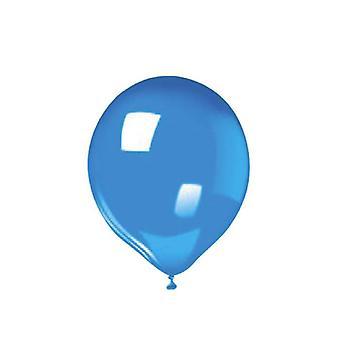 "25 10""/25cm Μπαλόνια - Μπλε μωρό"