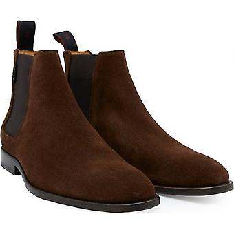 Paul Smith Gerald bottes Chelsea en daim