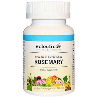 Eclectic Institute, Rosemary, 300 mg, 90 Veggie Caps