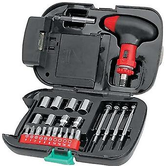 Tool kit with Integrated LED light