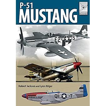 Flight Craft 19 North American Aviation P51 Mustang af Robert Jackson