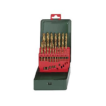 Metabo HSS-Tin Drill Bit Set 19 Piece MPT627156