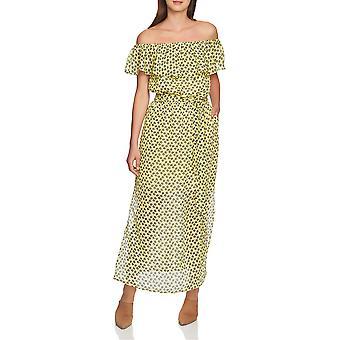 1.State | Off The Shoulder Floral Maxi Dress