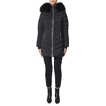 Rudsak 8119551bkbk Women's Black Polyester Down Jacket