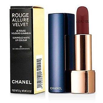 Rouge Allure Velvet - # 51 La Bouleversante 3.5g or 0.12oz