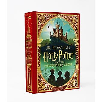 Harry Potter and the Philosophers Stone MinaLima Edition by Rowling & J.K.