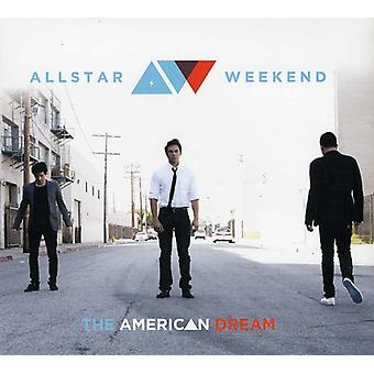 Allstar Weekend - Amerikaanse droom EP [CD] USA import