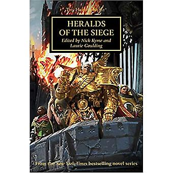Oficina de Jogos Warhammer The Horus Heresy - Arautos do Cerco (Volume 52)