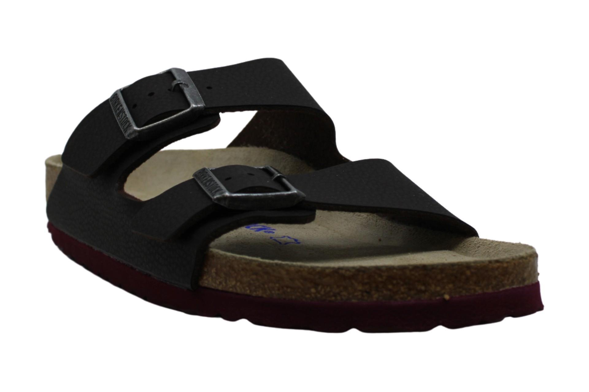 Birkenstock Men's Shoes Arizona Slip On Open Toe Slides