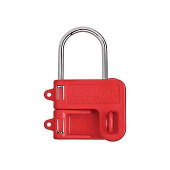 Master Lock Two Padlock Lockout Hasp - 4mm Shackle MLKS430