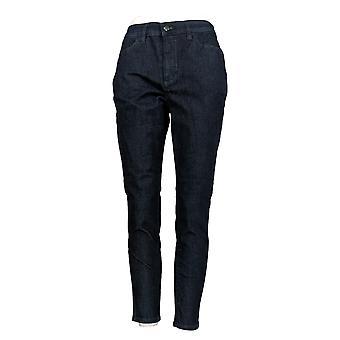 G by Giuliana Women's Jeans Woven Stretch Zip Fly Skinny Blue 663-669