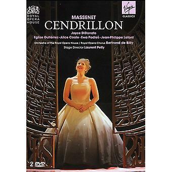 Massenet Cendrillon [DVD] USA import