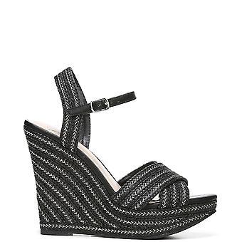 Fergalicious Womens belize Open Toe Beach Ankle Strap Sandals