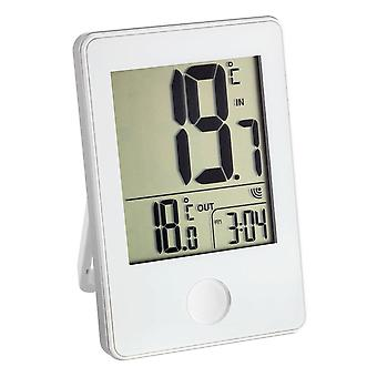 Pop Wireless Thermometer, White