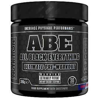 Applied Nutrition ABE All Black everything gin & tonic 315 gr