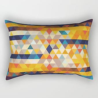 Rectangular Pillow - Suitable For Bed Or Couch