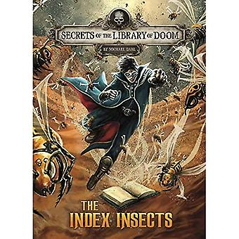 The Index Insects (Secrets of the Library of Doom)